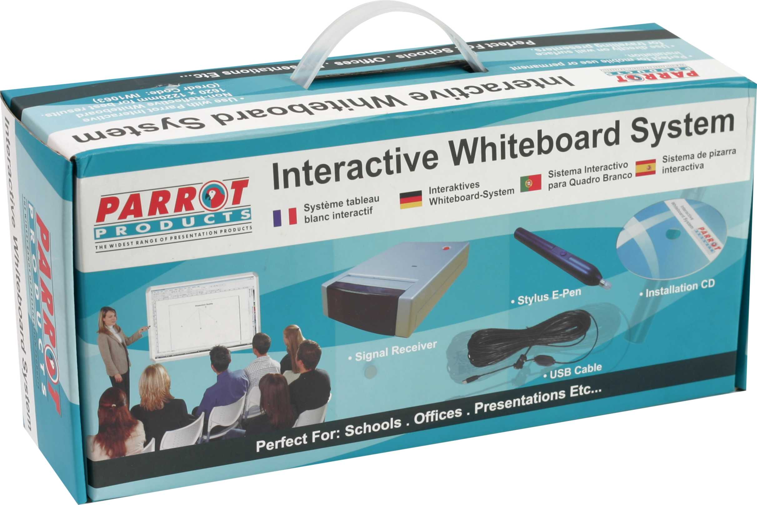 Interactive Whiteboard System The Projector Shop
